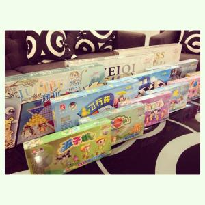 Magnetic Board Games Suite